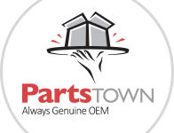 logo Parts town